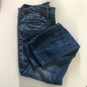 Madewell Slim Boy Jean